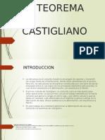 El Teorema de Castigliano