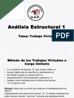 Trabajo Virtual diapositivas