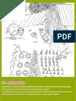 Desenhos Para Colorir Manual Horta Mais Pedagogica