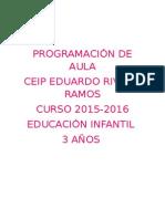 PROGRAMACION POR UNIDADES EDUCACION INFANTIL 3 AÑOS.doc