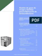 Gestion de gases para semiconductores