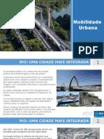 Apresentação do Evento Plano de Mobilidade Estadual e Municipal