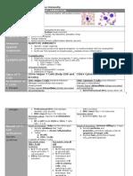 AdaptiveComponents of Blood Chart Immunity