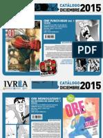 Novedades Ivrea Diciembre 2015