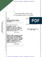 033110 NSA Walker - Al-Haramain Islamic Foundation Decision