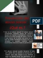 Prevención Del Abuso Sexual