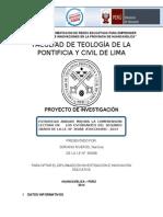 ESTRATEGIA ANDUDE MEJORA LA COMPRENSIÓN LECTORA EN    LOS ESTUDIANTES DEL SEGUNDO GRADO DE LA I.E. N° 36068  ATOCCHUASI - 2014