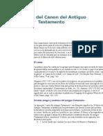 Historia del Canon del Antiguo Testamento.docx