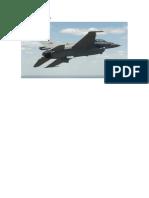 Modelo de Un F-16 Iraki