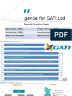 GATI Due Diligence