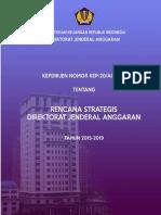 Renstra 2015-2019