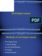 Soil Improvement Secara Hidrolis Dan Grouting