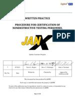 JANX Written Practice Rev 7