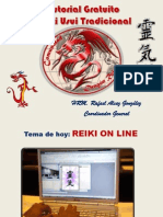 Tutorial de Reiki Online