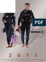 2011 Diving Catalogue BEUCHAT