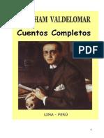 Biografia Abraham Valderomar