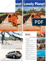 Lonely Planet - Laos y Camboya
