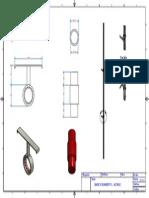 Planos Screw Conveyors Base de Rodamiento