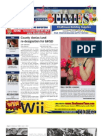Strathmore Times - April 1, 2010