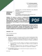 Resolución N° 0375-2015/SPC-INDECOPI