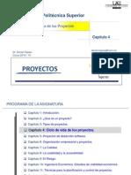 Ciclos de Vida de Un Proyecto - Universidad Autónoma de Madrid