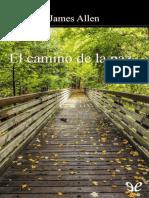 Allen, James - El Camino de La Paz [27565] (r1.0)
