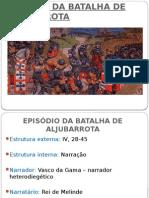 Episódio Da Batalha de Aljubarrota