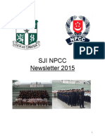 SJI NPCC Newsletter 2015