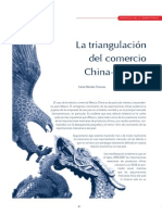 La Triangulación Del Comercio China-México
