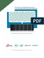 Dell XC630-10 Nutanix on VMware ESXi reference architecture
