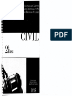 Prática Civil - Fábio de Vasconcellos Menna - 2ª Fase Ed. Impetus