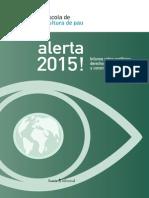 Procesos de Paz - 2015