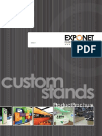Custom Stands Brochure
