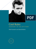 Cool Rules - Anatomy of an Attitude