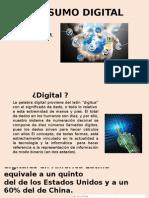 Consumo Digital #Minor