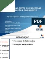 Apresentação Tópicos Especiais Em Engenharia Mecânica