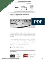 #NADASEMTI  Marketeer (PT)