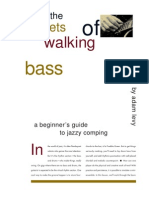 Secrets of Walking Bass