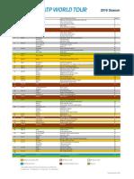 nuevas fixtures 2016