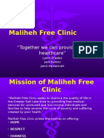 maliheh free clinic 2