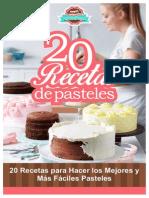 20+Recetas+de+Pasteles