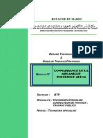 M07-Connaissance de La Mecanique Theorique RDM BTP-TSCT