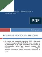 Equipos de Protección Personal y Señalización