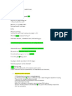 Finaldocument-Visa Interview Questions Date06122010[1]