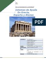 Protoformas de ayuda al necesitado en la antigua Grecia