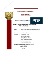 Cinetica Parcial 2008-1 y 2001-1
