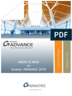 Advance What is New 2015 En