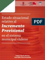 El Incremento Previsional de los Funcionarios Municipales de Chile
