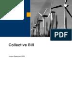 Collective Bill ISU SAP