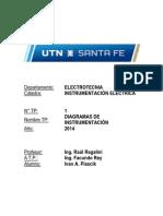 Diagrama de Instrumentación